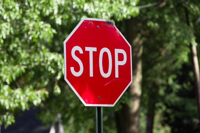 STOP! 15 things you should not do when running functional tests