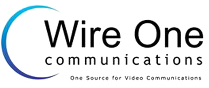 wire one communications logo